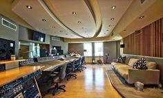 Jay-Z's home studio