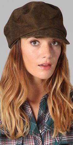 Eugenia Kim Carmella Newsboy Cap - StyleSays