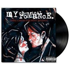 MY CHEMICAL ROMANCE - Three Cheers For Sweet Revenge (Vinyl)
