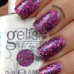 I have swatches of the new Gelish Get Color-Fall Collection for you! These Gelish MINI polishes can be purchased at Sally Beauty Supply. The six colors in this collection are inspired by the bril… Mood Gel Polish, Kiara Sky Gel Polish, Ibd Just Gel Polish, Nail Polish Colors, Cnd Shellac, Cnd Vinylux, Gelish Colours, Nail Repair, Neutral