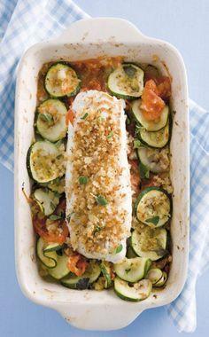 Supermakkelijk en lekker voor het hele gezin. Fish Recipes, Lunch Recipes, Seafood Recipes, Vegetarian Recipes, Easy Healthy Recipes, Healthy Snacks, Kids Meals, Easy Meals, Gym Food