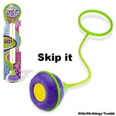 I was and am boss at this!!! I actually have his skip it in my garage!!! I broke the thing that counts when I was like 5 but still. I enjoy it:)