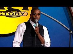 Chris James - African Names (Stand Up Comedy)