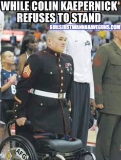 The Colin Kaepernick REFUSAL to Stand for the National Anthem and his…