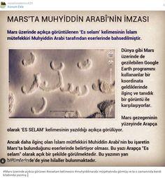 Mars #Muhyiddin ibni Arabi