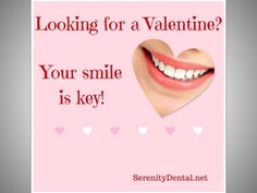 Looking to land a date for Valentine's Day, or any other day? Your smile plays such an important role in attraction, and here's why! http://www.serenitydental.…