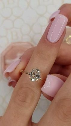 Cute Engagement Rings, Princess Cut Engagement Rings, Halo Diamond Engagement Ring, Ring Verlobung, Diamond Are A Girls Best Friend, Just In Case, Nail Polish, Wedding Rings, 1 Carat