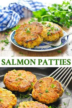 These Easy Salmon Patties are a healthy dinner recipe that& ready in just 20 minutes! Meal Prep & Freezer Meal & Easy Dinner Recipes The post These Easy Salmon Patties are a healthy dinner recipe that& ready in just 20 mi& appeared first on Diet. Salmon Recipes, Fish Recipes, Seafood Recipes, Cooking Recipes, Healthy Recipes, Healthy Foods, Easy Dinner Recipes, Easy Meals, Freezer Meals