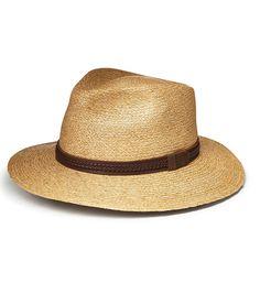 R11 Charlie Fedora - Unisex sun hat for all adventures  730b4cffa1da
