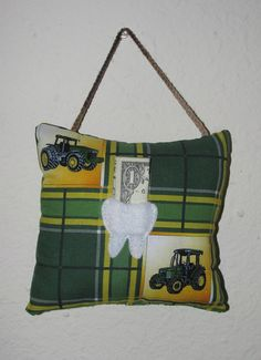 JD Tooth Fairy Pillow