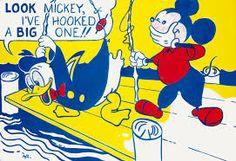 Resultado de imagen de look mickey roy lichtenstein