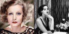 Oggi parliamo di lei, la Divina, Greta Garbo. Bella, enigmatica, sensuale. Lontana mille anni dalle star di oggi, aveva un fascino pazzesco.http://www.sfilate.it/218568/gli-occhi-di-greta-garbo-sono-senza-tempo-ecco-come-averli