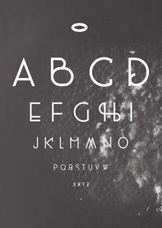 400ml Type (FREE) Font by Marco Terre, via Behance