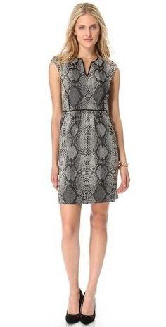 REbecca Taylor python #dress #fashion 40% OFF!