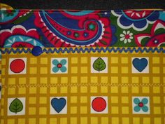 Weiteres - Stofftasche~Schultertasche- 70er Stoff - ein Designerstück von Traum-Taschen bei DaWanda