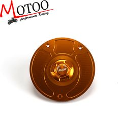 Motoo - Motorcycle New CNC Aluminum Fuel Gas CAPS Tank Cap tanks Cover With Rapid Locking For honda CB600F CB1000R CB250RR 400RR