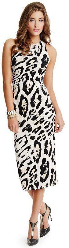 Meow Maxi Dress