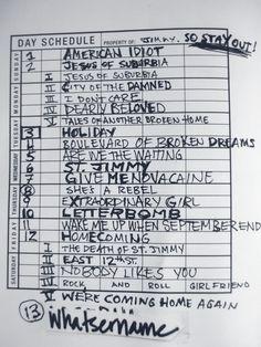 American Idiot . Green Day