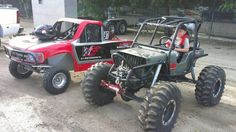 Click the image to open in full size. Mini Jeep, Mini Bike, Cool Go Karts, Custom Power Wheels, Go Kart Buggy, Nerf Toys, Diy Go Kart, Classic Wooden Boats, Mini Monster