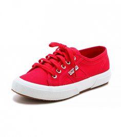 Superga Cotu Classic Sneakers in Red