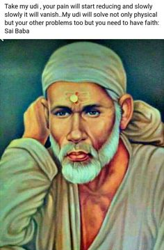 Om Sai Ram thank you for your divine udi Sai Baba Pictures, God Pictures, Sai Baba Miracles, Shirdi Sai Baba Wallpapers, Sai Baba Hd Wallpaper, Bible Verse For Today, Spiritual Religion, Sai Baba Quotes, Swami Samarth