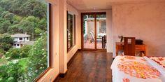 It's Yoga time! #Yoga Suite - Hotel en #Baños - Luna Runtun, Adventure SPA - Ecuador