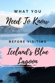 What You Need to Know Before Visiting Iceland's Blue Lagoon - Adventures Of A Blonde Girl Iceland Travel Tips, Iceland Road Trip, Europe Travel Tips, European Travel, Travel Destinations, Travel Packing, Solo Travel, Travel Guides, Have A Great Vacation