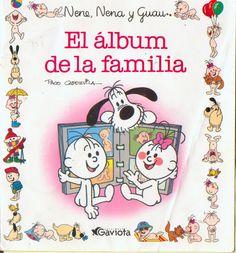 Nene, Nena y Guau- EL ALBUM DE FAMILIA - susana c - Picasa Web Albums