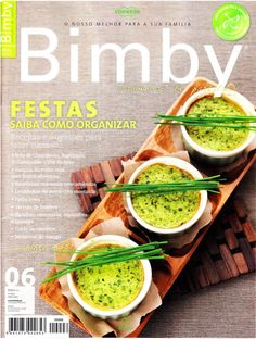 Revista bimby 2011.05 n06 Nutribullet, Kitchen Reviews, Yams, Slow Cooker, Nom Nom, Good Food, Food And Drink, Favorite Recipes, Healthy Recipes