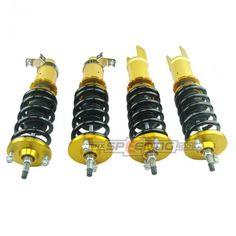 Honda Integra DA1 DA9 90-93  Adjustable Coilover Shock Absorber Strut Suspension Kit