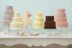 mybestfriendsweddingblog:  Let's bake wedding cakes!