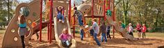 Checkout the playground equipment Suttle Recreation designs and builds
