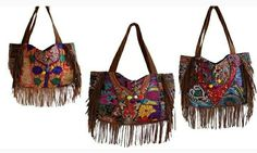 Indian banjara boho bohemien gypsy mirror embroidery bags    Wholesale  prices  9 b1d03d0099762