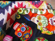Pochettes d'ordinateurs, d'Ipads et tablettes Collection Mexicana