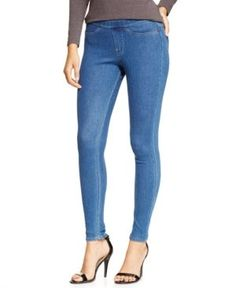 Hue Original Denim Leggings, A Macy's Exclusive -