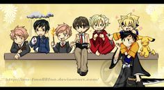 Ouran Cosplay... SO CUTE!!