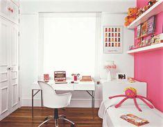 A decoração de quartos pequenos requer algum planeamento e cuidado na escolha de mobiliário e das cores. Confira as tendências CLIQUE AQUI.
