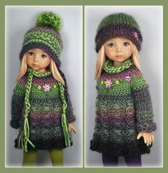 OOAK Fall Outfit from maggie_kate_create on ebay ends 9/26/14. SOLD for $212.49.