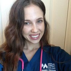#EVIT #HealthSciences alumna, Danielle Panessa, is on her way to being an RN. Find out more about Danielle & how EVIT helped guide her to where she is today. Click the link in or bio or go to www.evit.com. #WeAreEVIT