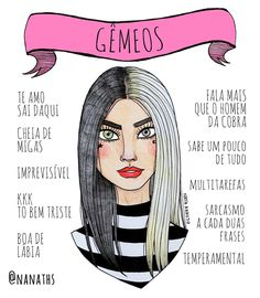 Géminis - Nath Araújo
