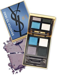 Now here's something to update your status about: #YSL is launching eye shadows inspired by Facebook! http://news.instyle.com/2012/07/13/coming-soon-ysls-facebook-eye-shadow-palette/