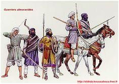 Guerriers almoravides