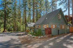 Tahoe Vista Cabin - vacation rental in Lake Tahoe, California. View more: #LakeTahoeCaliforniaVacationRentals