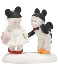 Department 56 Snowbabies Happily Ever After Collectible Figurine