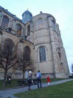 L'église abbatiale de Grimbergen