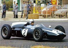 Jack Brabham - 1960 Cooper-Climax