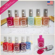 #madeinusa #nailcandies only $4.99 on our web, www.eyemimo.com