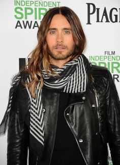 Pin for Later: 24 Celebrities Who Have Probably Found the Fountain of Youth Jared Leto — 2014
