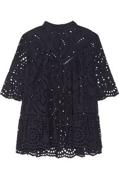 Zimmermann broderie anglaise blouse.