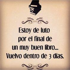 La lectura - libros